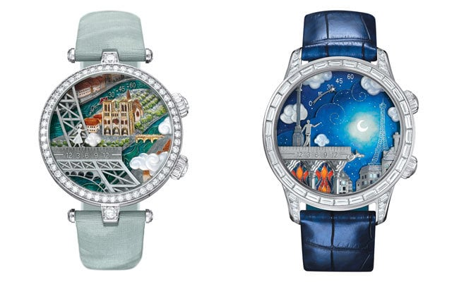 1 - On Paris Time with Van Cleef & Arpels