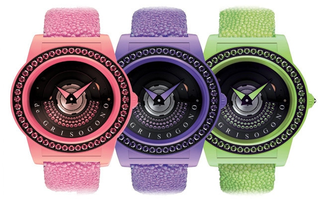 1 - New Watch Collection Glows in the Dark