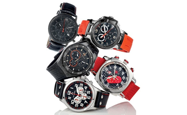 1 - Sporty Chronographs Define Summer Cool