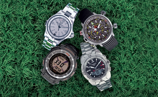 1 - Sturdy Watches for the Great Outdoors