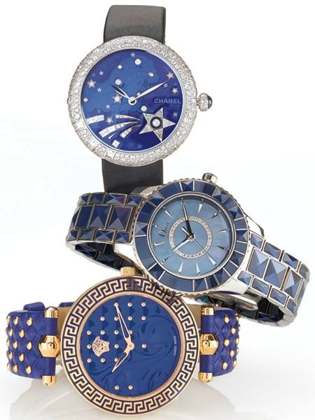1 - Women's Watch Trend: Artistic Dials