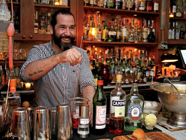 2 - A Day with The Regent Cocktail Club's Josh Wagner