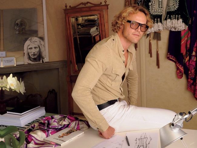 2 - Pucci's Peter Dundas Talks Resort Style