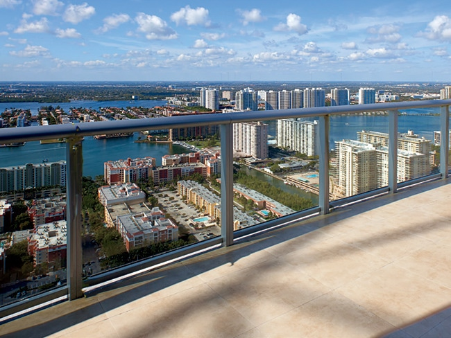 3 - Posh New Towers Rise Above Miami