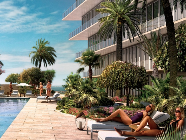 1 - Posh New Towers Rise Above Miami