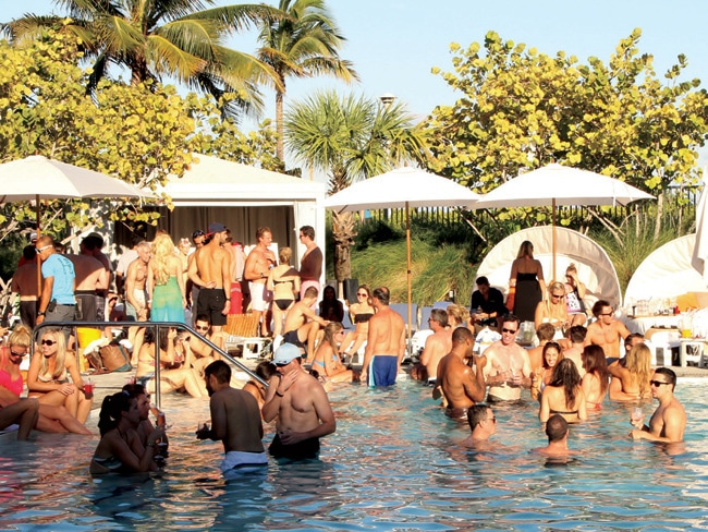 3 Why Miami Is The Greatest Town Ever Sunday Pool Party At Hyde Beach