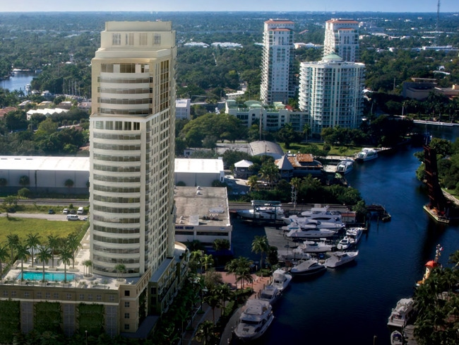 3 - Fort Lauderdale Riverfront's Changing Face