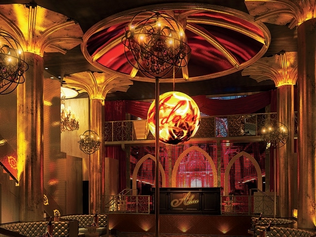 1 - Adoré Brings Sin City to South Beach