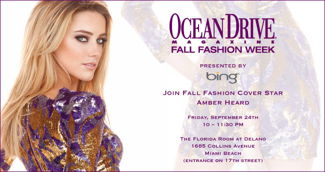 24 - Ocean Drive Magazine Fall Fashion Week