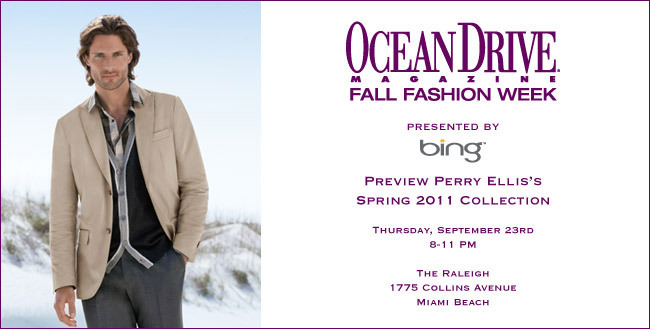 25 - Ocean Drive Magazine Fall Fashion Week