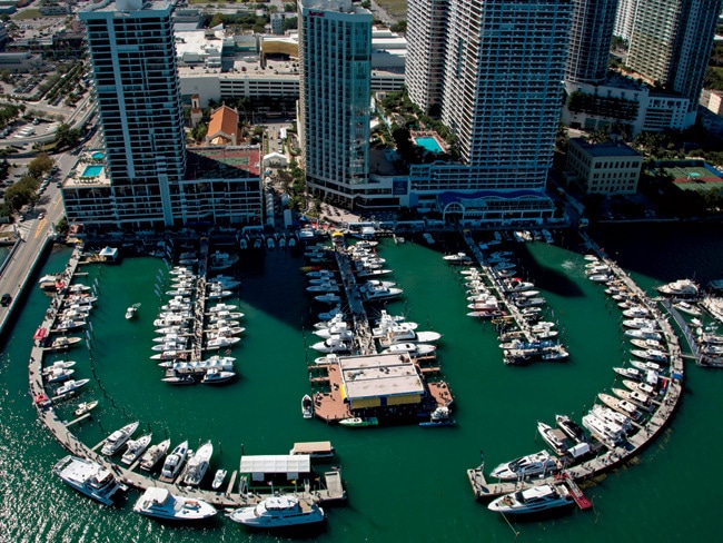 1 - Miami International Boat Show Drops Anchor