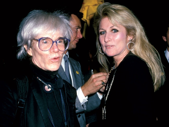 2 - Jane Holzer on Her Days with Warhol