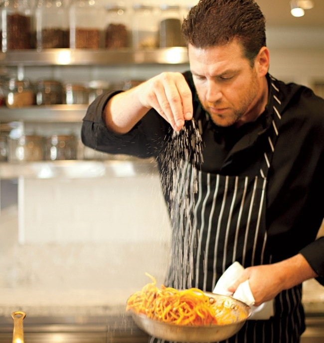 4 - A Day with Scarpetta's Scott Conant