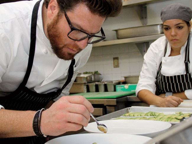 3 - A Day with Scarpetta's Scott Conant