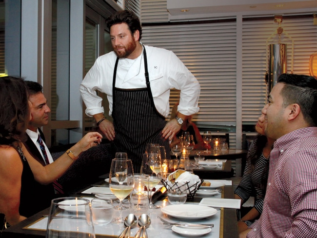 2 - A Day with Scarpetta's Scott Conant