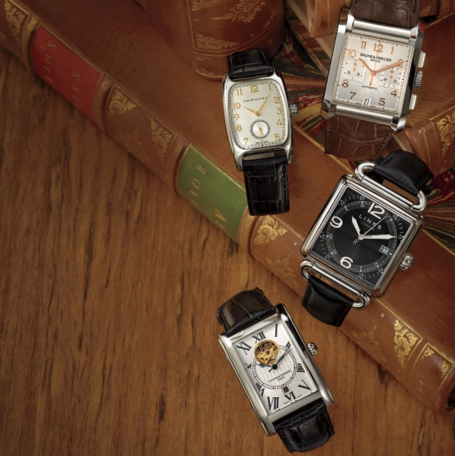 1 - Twenties Era Watches Make a Comeback