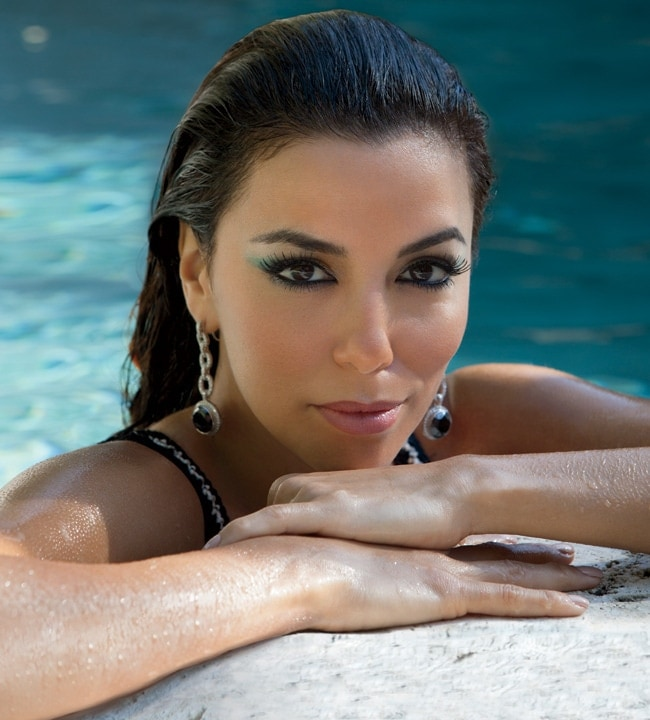 6 - Eva Longoria Like You've Never Seen Her