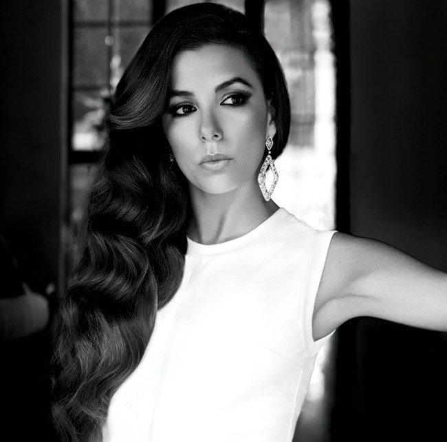 3 - Eva Longoria Like You've Never Seen Her