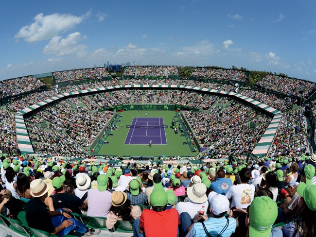 1 - Who's Rafael Nadal's Biggest Sony Open Com…
