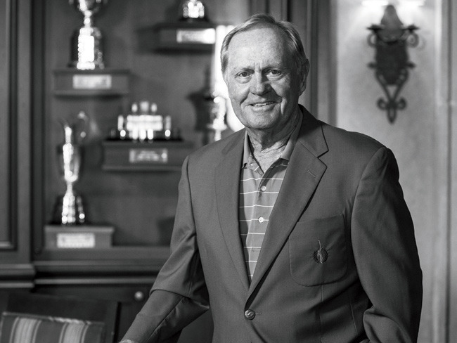 5 - Lunch at The Bear's Club with Jack Nicklaus