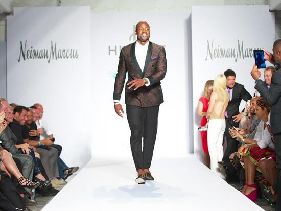 1 - What We're Reading: Dwyane Wade's 'RunWade' Strut