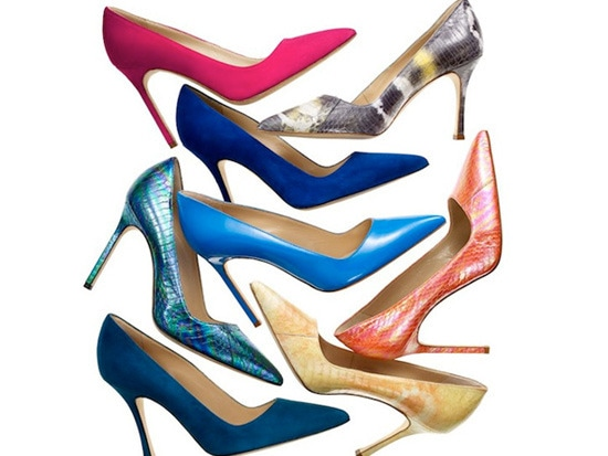 1 - Made-to-Order Manolo Blahniks
