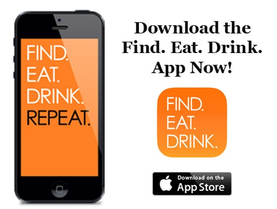 1 - Find. Eat. Drink. Trending Report