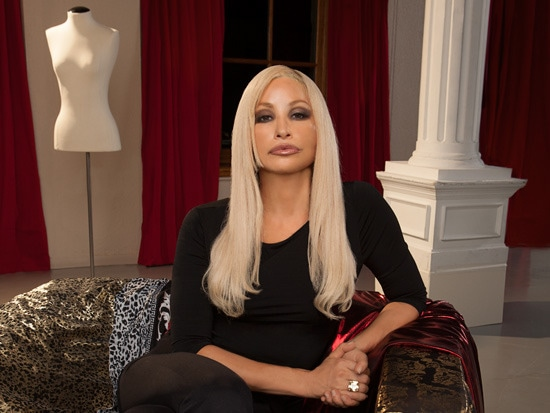 1 - Q&A: Gina Gershon on Playing Donatella Versace